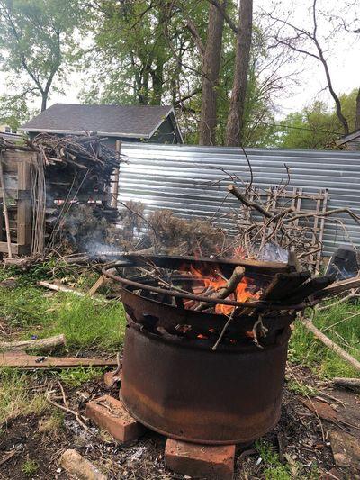 Fire pit kind
