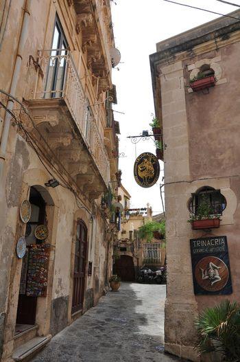 Syrakuzy, Sicília