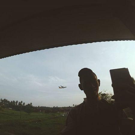 Morning Syawal! Hero3plus Gopro Raya2015