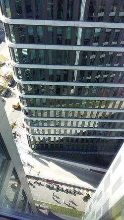 Architecture Warsaw Building Corpo Corporate Business
