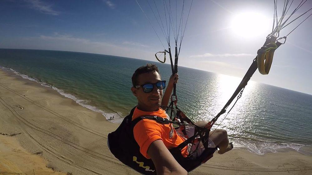 The Drive Paradise Sea Paragliding Beach New Way Street The Future Happiness Ocean Sky Parapente Parapendio Nuove Strade Dreaming Sogno Realta