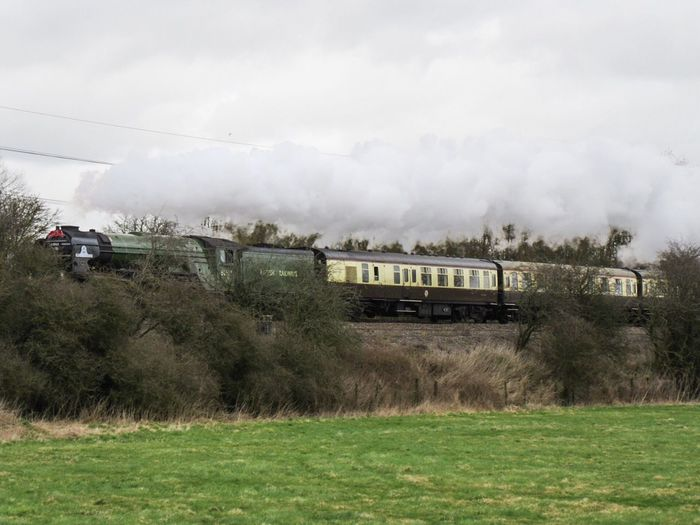 Tornado Tornado Locomotive Steam Swindon A1 Pacific