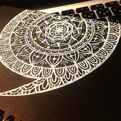 Free hand . amaterra_mandalas Mandala 曼荼羅 マンダラ Art My Art Work Mandalas My Drawing Nature Earth YohkoAmaterraArt