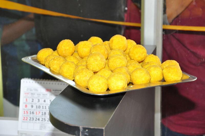 Food Food And Drink Indian Sweets Laddu Sugar Sweets Tasty Yellow