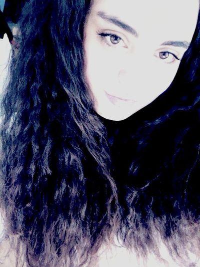 Girl Eyes Blackandwhite