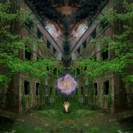 Reaching for Sanity . Writing On The Walls Creative Power Twisted Poem Mind The Mind X😨w😦x Abandoned Buildings Twisted Dream Fairytales & Dreams Visual Poem Dark Fairytale