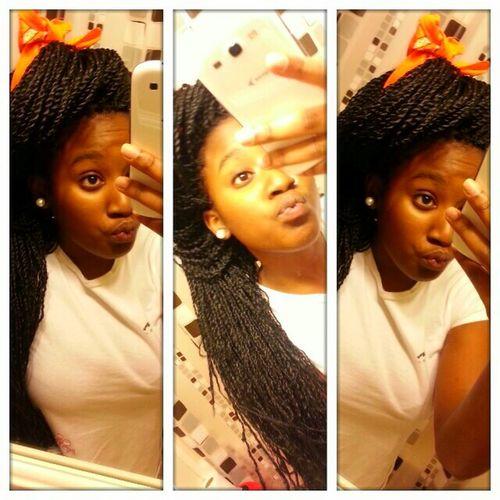Let My Hair Down Chillen ♥♥