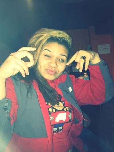 Hanging Out Having Fun Hair Taking Photos Enjoying Life Yolo TrukFit Gang_family Stoner Turn Up