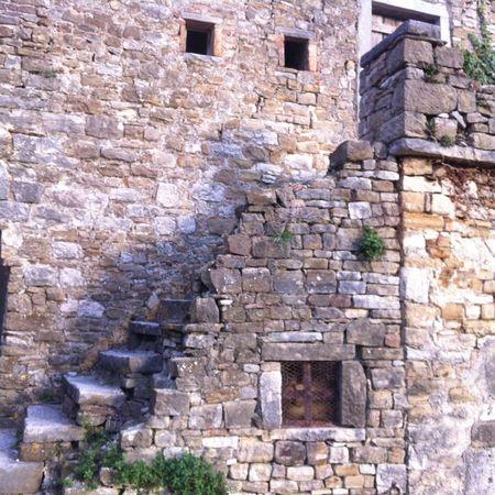 Mediterranean  Old Stone Village