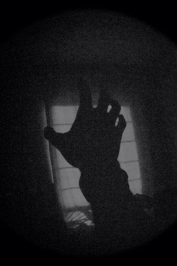 My opio hand Darkness And Light