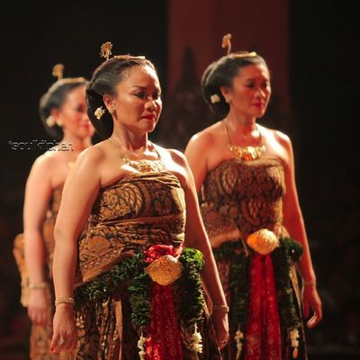 NATURAL MAKE UP Oyikk Worlddanceday Solovely Instadaily indonesia dance dancers javanese makeup