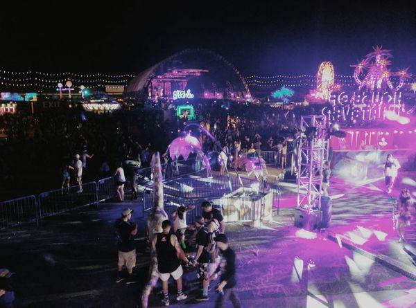 Houseofwhatever Circuit Grounds EDC Las Vegas