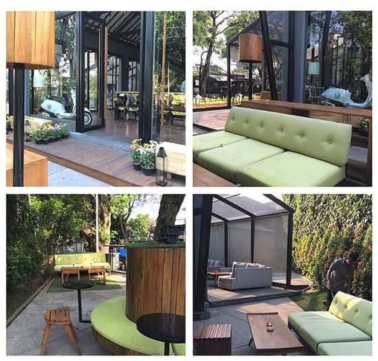 Cozy place to hang out with ur friends Great Atmosphere Nongkrong Di Bandung Bandungcafe Bandung, West Java
