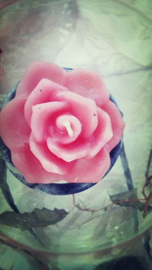 Flower Candle...
