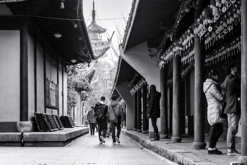 The Street Photographer - 2017 EyeEm Awards Streetphotography Shanghai China