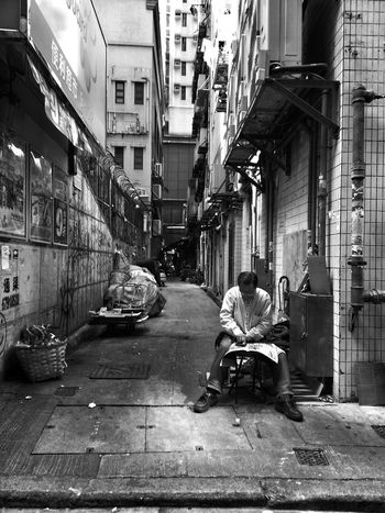 The Human Condition Black And White Photography Street Photography Eye4photography  Eyeem Philippines Streetlife Black And White Peoplephotography People Snap Everywhere