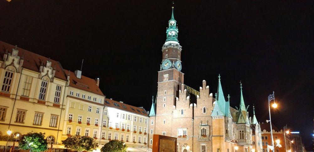 Market Rynek Wroclaw Wroclaw, Poland Building Budynek Budynki Buildings Noc Night Night Lights Night Light Lg G5 LG  Lgg5photography Smartphonephotography Smartphone Photography My Favorite Place