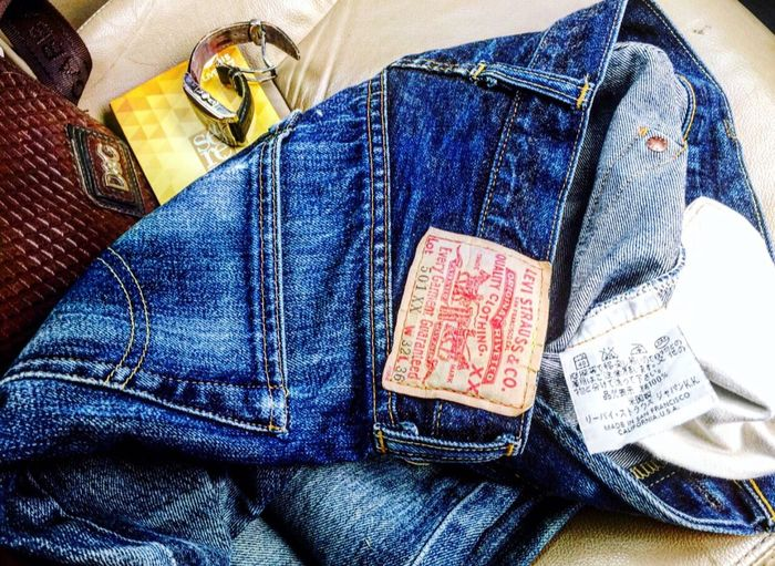 Levis Levis501 Jeans Fashion Human Indoors  No People