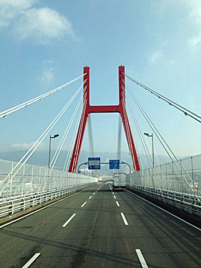 On The Road Bridge Photo