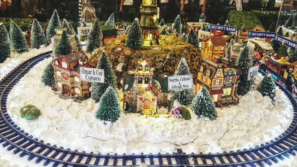 Human Representation Tourism Gold Colored Religion Travel Destinations Text Spirituality No People Sculpture Outdoors Statue Day Close-up Christmas Tree Christmas Village Christmas Lights Christmas Is Coming Christmas Spirit