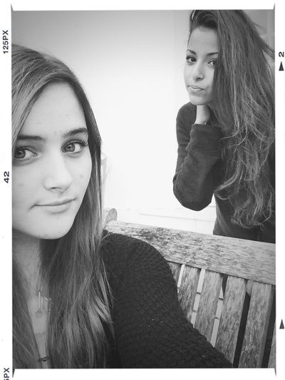 Avec la meilleure ma soeur ❤️ Family❤ Posey Oklm👌😘