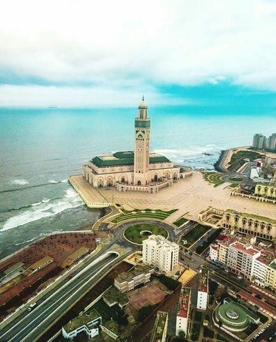 Architecture Sea Tower Building Exterior Cityscape Cloud - Sky Travel Destinations