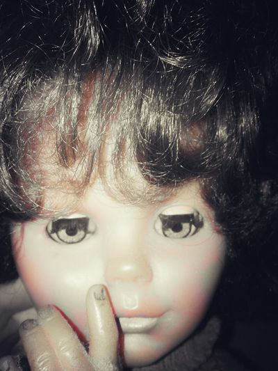 I can be pretty sometimes. Dolls