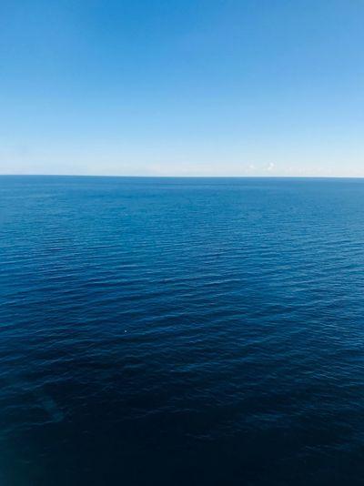 Sea Sea Horizon
