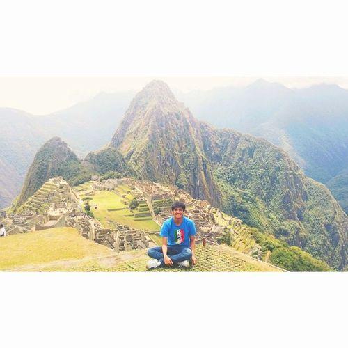 Machu Picchu 😍😵😳💙