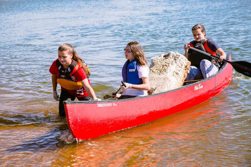 Lake Lanier Environmental Cleaning Feeling Thankful