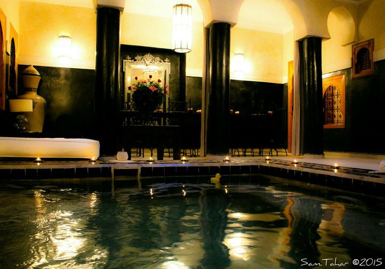Riad La Fibule Marrakesh Marrakesh Marrakech Canon100D Riad Riad La Fibule Luxury The Traveler - 2015 EyeEm Awards Decoration Interior Water_collection