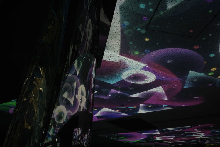 Aquarium EyeEm Best Shots EyeEmNewHere EyeEm Nature Lover EyeEm Selects EyeEm Gallery Japan Trip Journey Vacations Astronomy Glitter Multi Colored Close-up Galaxy Star Field A New Perspective On Life Capture Tomorrow My Best Photo