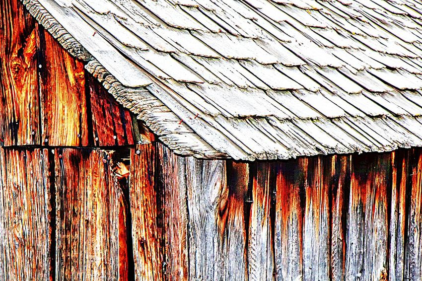 Barn Barn Roof Barns Impressionism Old Barn Pattern Roof Roof Shingles