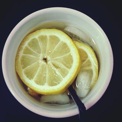 Jucie Lemon Ice Water