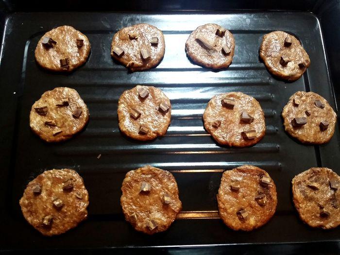 Handmadecookies Chocolatechipcookies Homebaking my hobby is baking😘