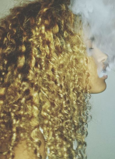 Chicha Time Enjoy Love ♥ Curly Hair! Kiss ✌