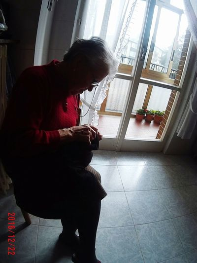 Grandma One Person Day Window Indoors  People Campobasso Grandmother Italy Home Interior Home Home Sweet Home Oldlady Oldbutstrong Traveling Home For The Holidays Traveling Home For The Holidays