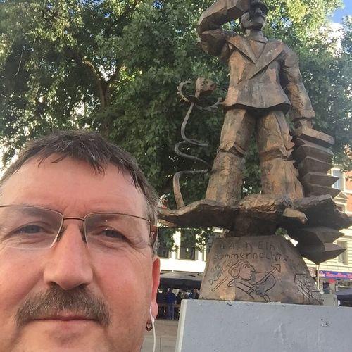 Hansalbersplatz Hansalbers Selfie ✌ Hamburg
