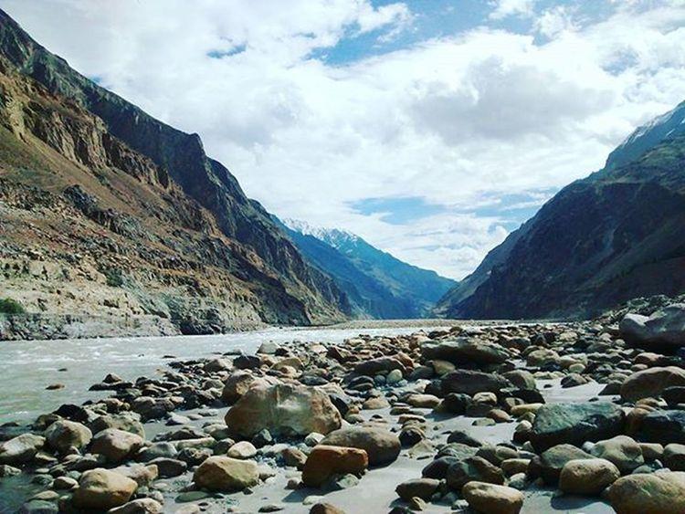 Turtuk Kashmir Pok JammuandKashmir Indusriver Indusrivervalley