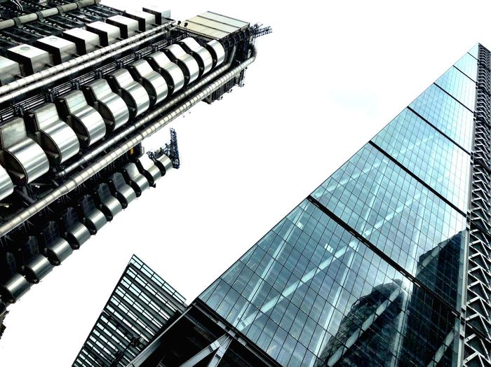 Towers Bad Two Towers Towers Building Exterior Architecture Built Structure Low Angle View Skyscraper Day Outdoors No People