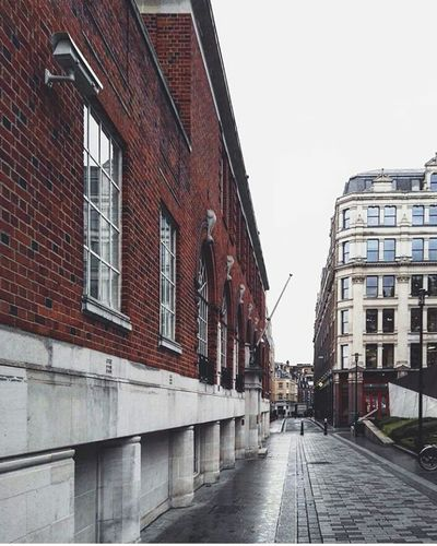 London Building Exterior Built Structure Architecture City Outdoors No People Day