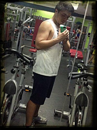 Werq And Flex Woot! Workout Gymselfie Selfie #fitness