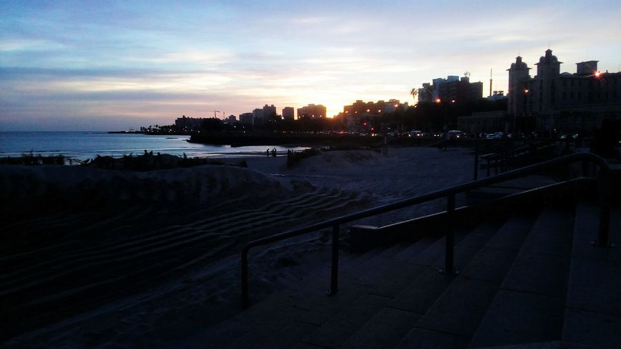 Atardecer Montevideo Uruguay First Eyeem Photo