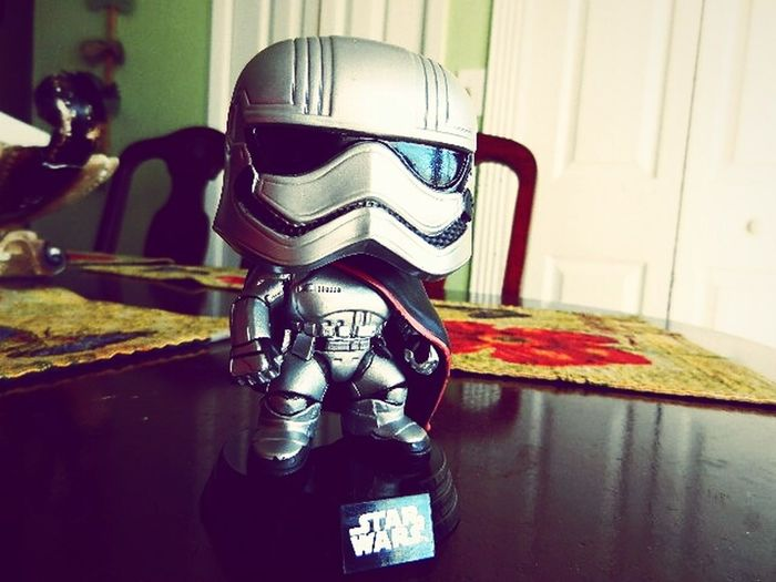 May the force be with you Starwars Stormtrooper