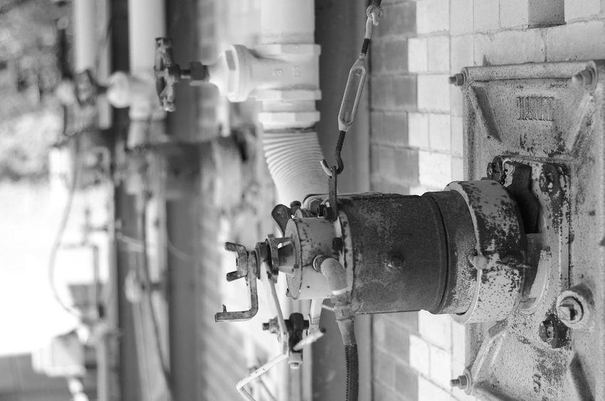 Inorganic Kiln Metal No People Hanging Close-up Manufacturing Equipment Machinery Industry