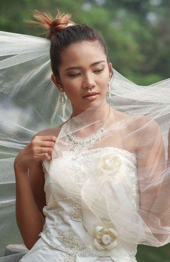 Beauty Fashion Beautiful Woman Portrait Outdoors Young Women