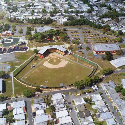 High Angle View Stadium Horizontal Aerial View Sport