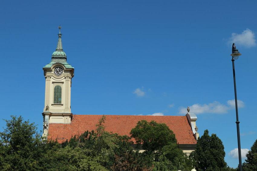 Békéscsaba Hungary Canon M10 Church