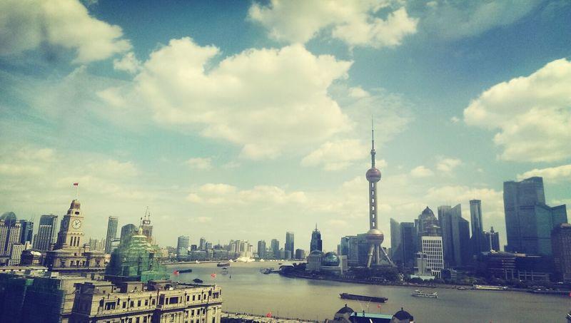 Views Of Shanghai Shanghai