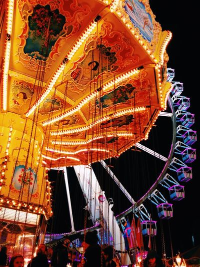 The Five Senses Festive Season Christmas Market Weihnachtsmarkt Ferris Wheel Carousel